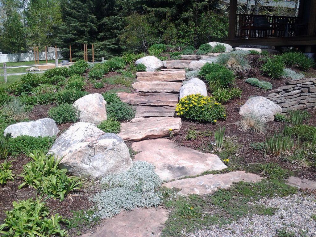 Cashman Nursery Landscaping Work 13